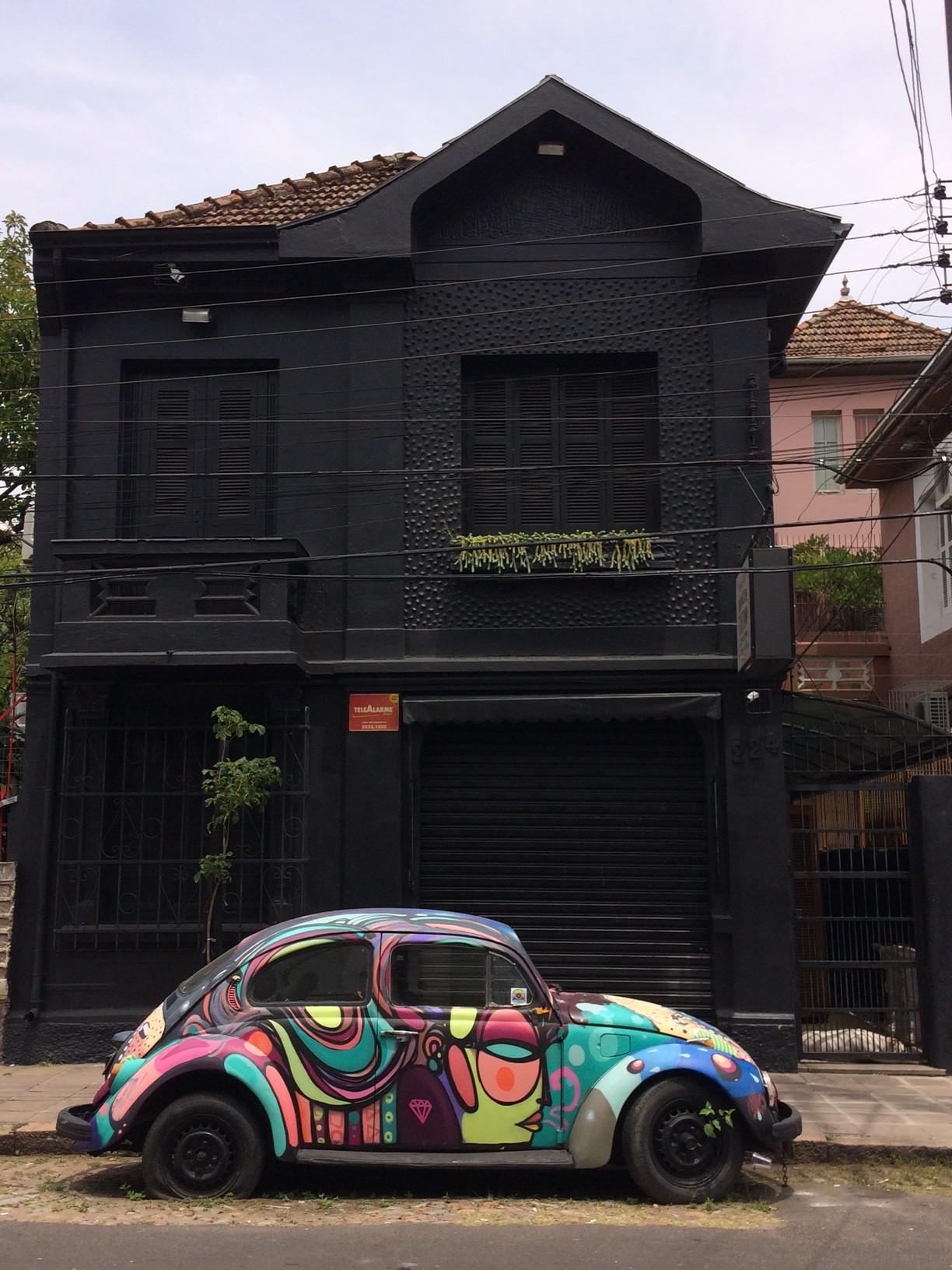 Perfil no Instagram revela diferentes ângulos de bairro de Porto Alegre