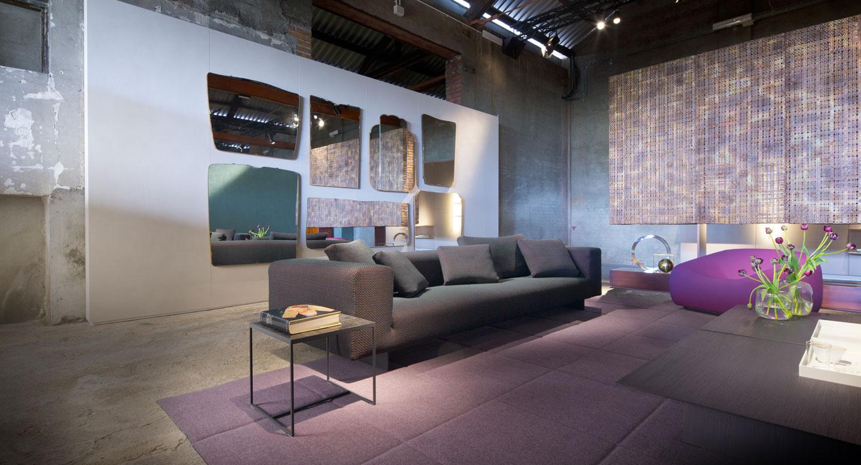 Direto de Milão, arquiteto Giovani Bonetti destaca a intervenção de Paola Lenti no Fuorisalone