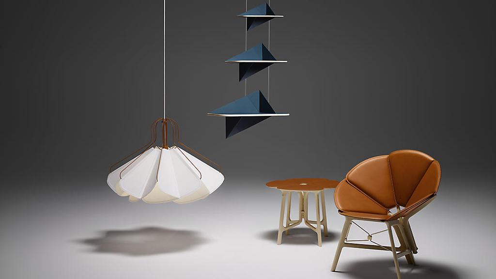 No FuoriSalone, designer Richard Gohr evidencia a coleção Objets Nomades da Louis Vuitton