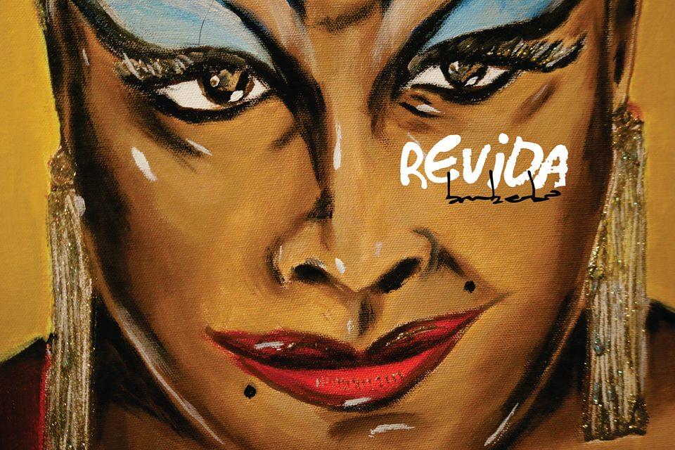 Personalidades ganham pele negra na arte de Bruno Barbi, na exposição ReVida, em Florianópolis
