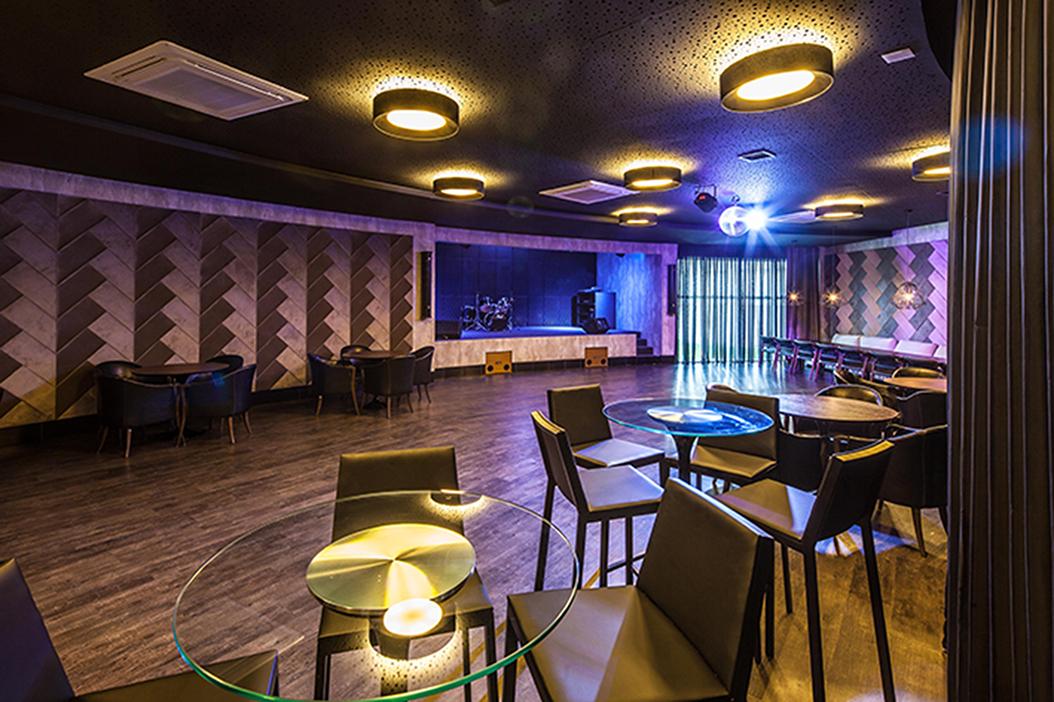Garage Band é espaço disputado em empreendimento de luxo em Itajaí