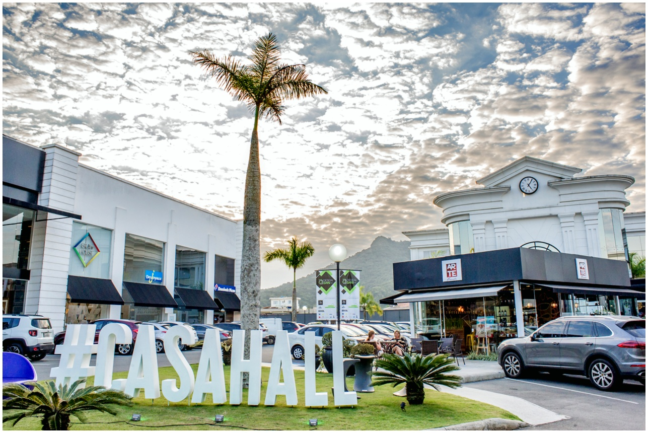 Casa Hall Shopping inaugura o primeiro Design District do Brasil