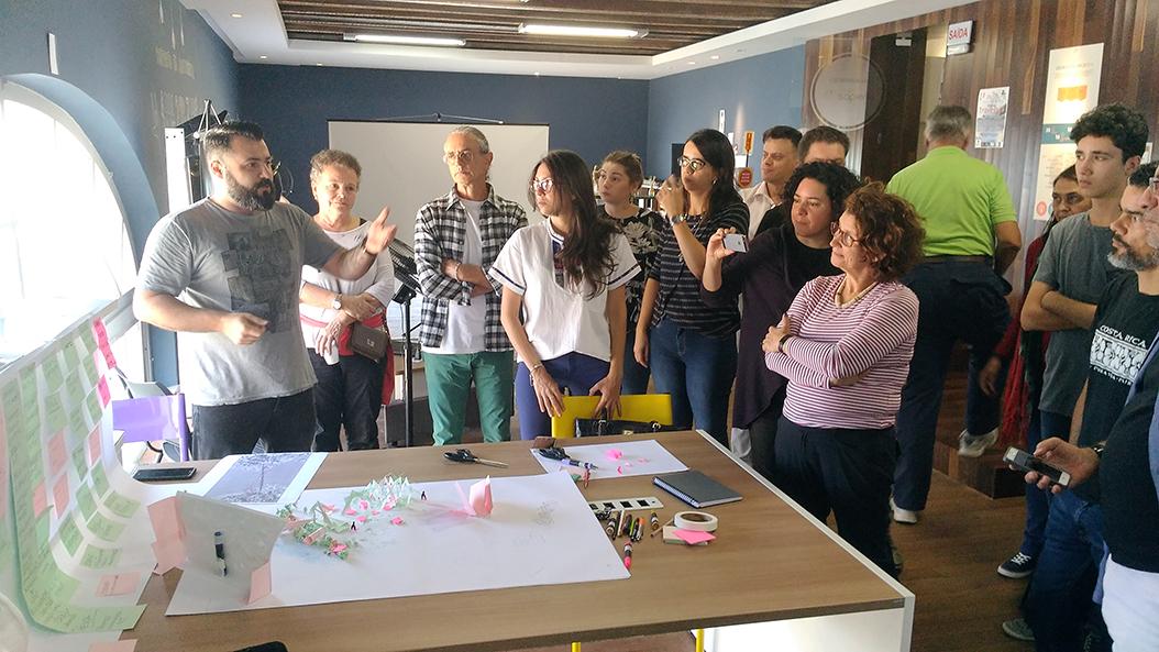 Arquitetos planejam equipamentos efêmeros para Florianópolis na segunda edição do projeto Travessia