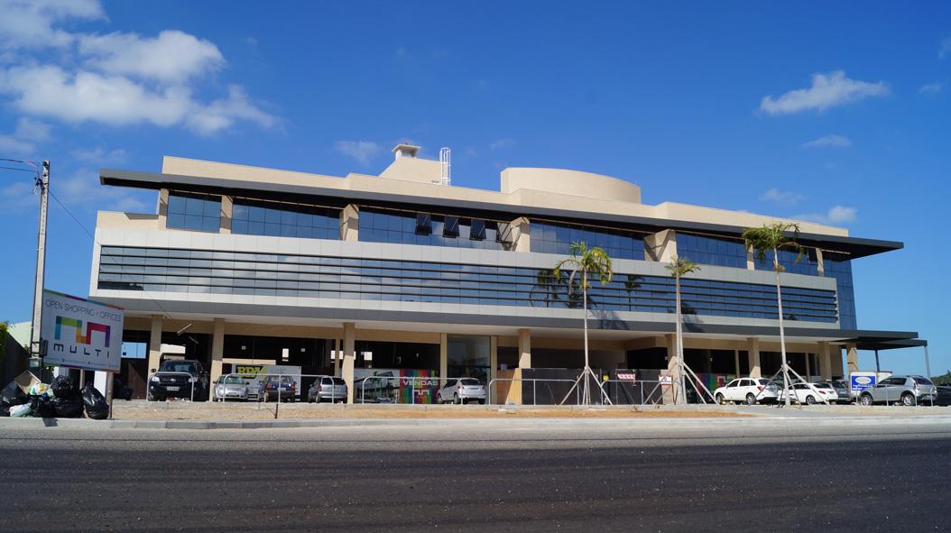 Arquitetos apresentam o projeto do open shopping em construção no Sul da Ilha de Santa Catarina