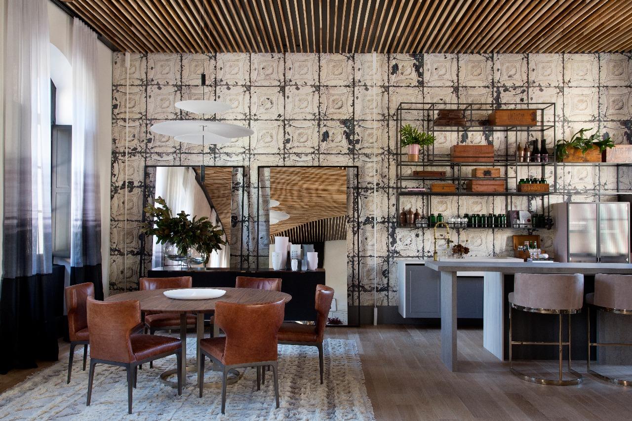 Mobiliário da CASACOR SC é reaproveitado no novo espaço gourmet da Saccaro Florianópolis