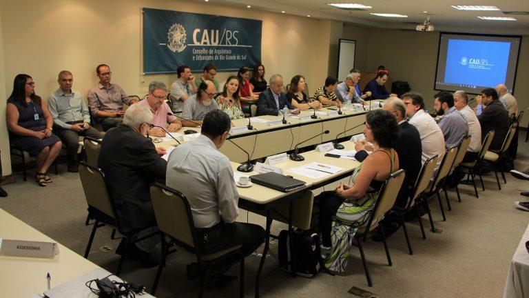 CAUs da região Sul já têm novos presidentes