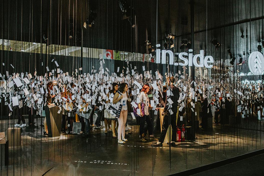 Projeto de arquitetura efêmera paranaense conquista o iF Design Awards 2018