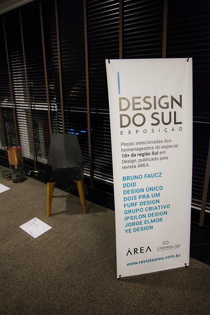 Exposição Design do Sul reúne destaques dos 10+ da região
