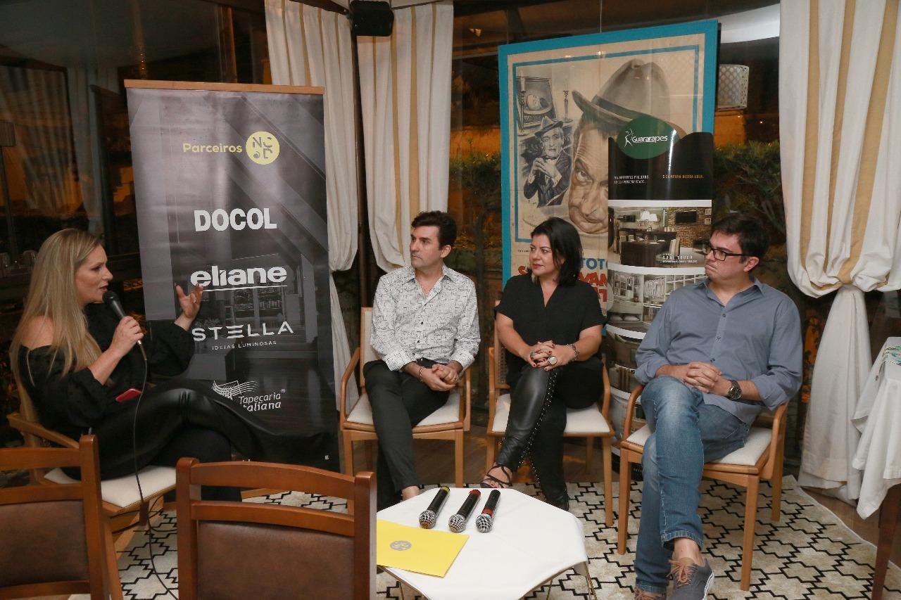 Núcleo realiza a segunda edição do ano do Prosa NCD, em Criciúma