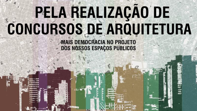 Abaixo-assinado reivindica obrigatoriedade de concurso de arquitetura e urbanismo para obras públicas em Curitiba