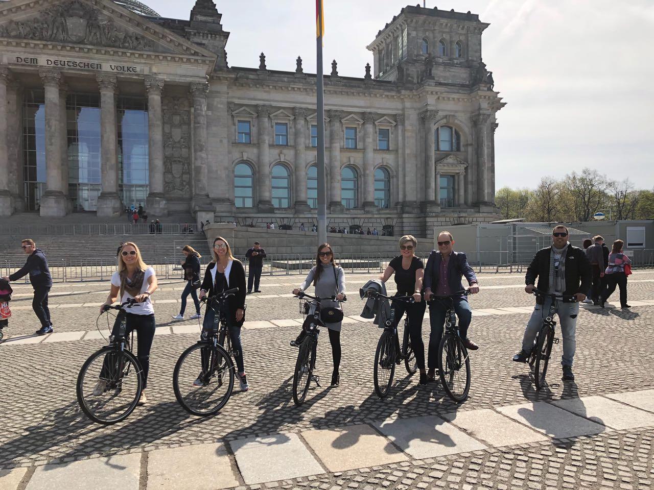 NCD encerra tour por Berlim e anuncia o próximo destino internacional: Dubai