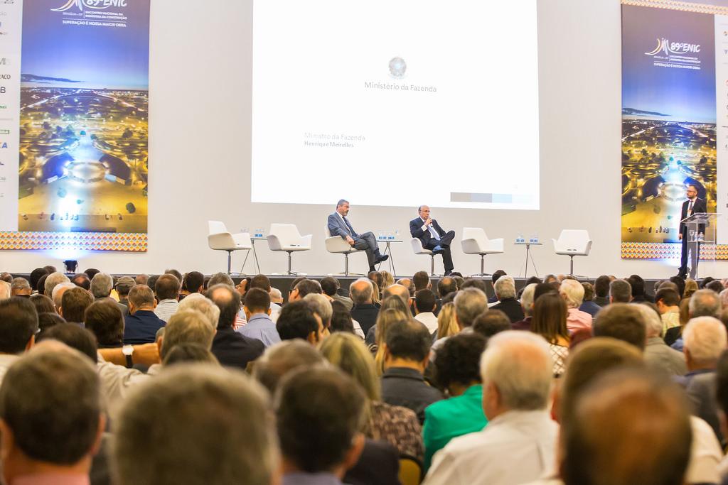 ENIC debate tendências tecnológicas para a indústria da construção em Florianópolis, com palestras, feira e visitas técnicas