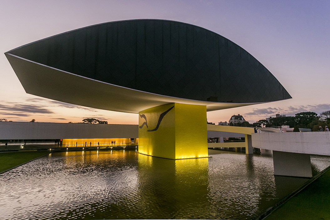 'Fotografia expressa a arte da arquitetura'