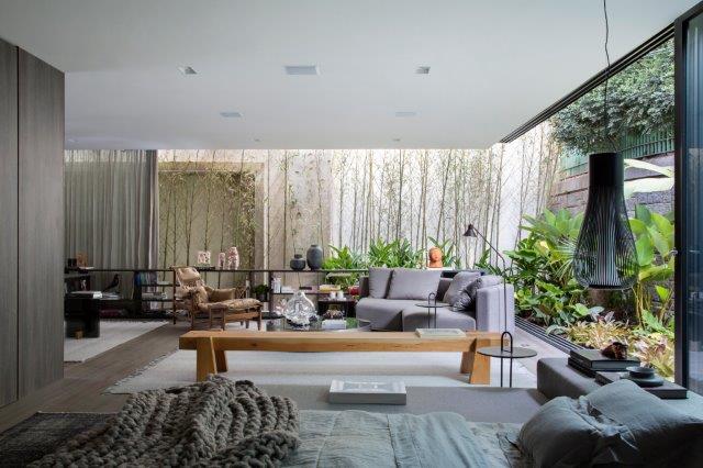 Júniors apresentam o morar contemporâneo em detalhes na CASACOR São Paulo