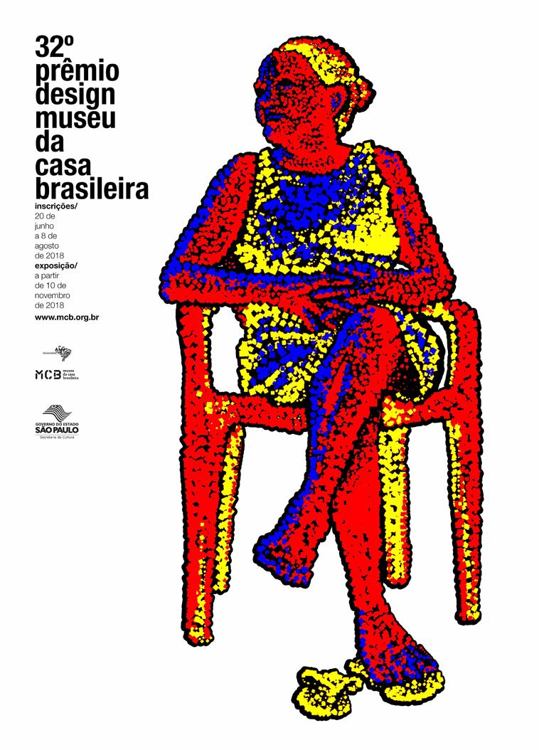 Museu da Casa Brasileira abre inscrições para o 32º Prêmio Design