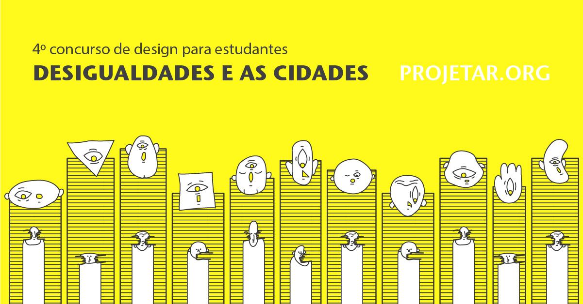 Concurso desafia estudantes a criarem um painel urbano sobre 'desigualdades sociais'