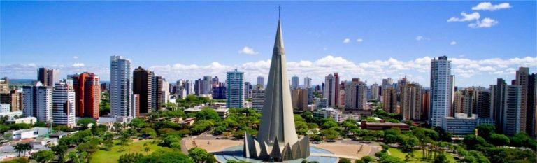 Prefeitura de Maringá lança concurso público de Arquitetura e Urbanismo para requalificação do Eixo Monumental