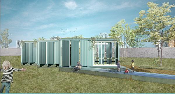 Concurso de arquitetura define projeto para novo espaço de instituição social de Curitiba