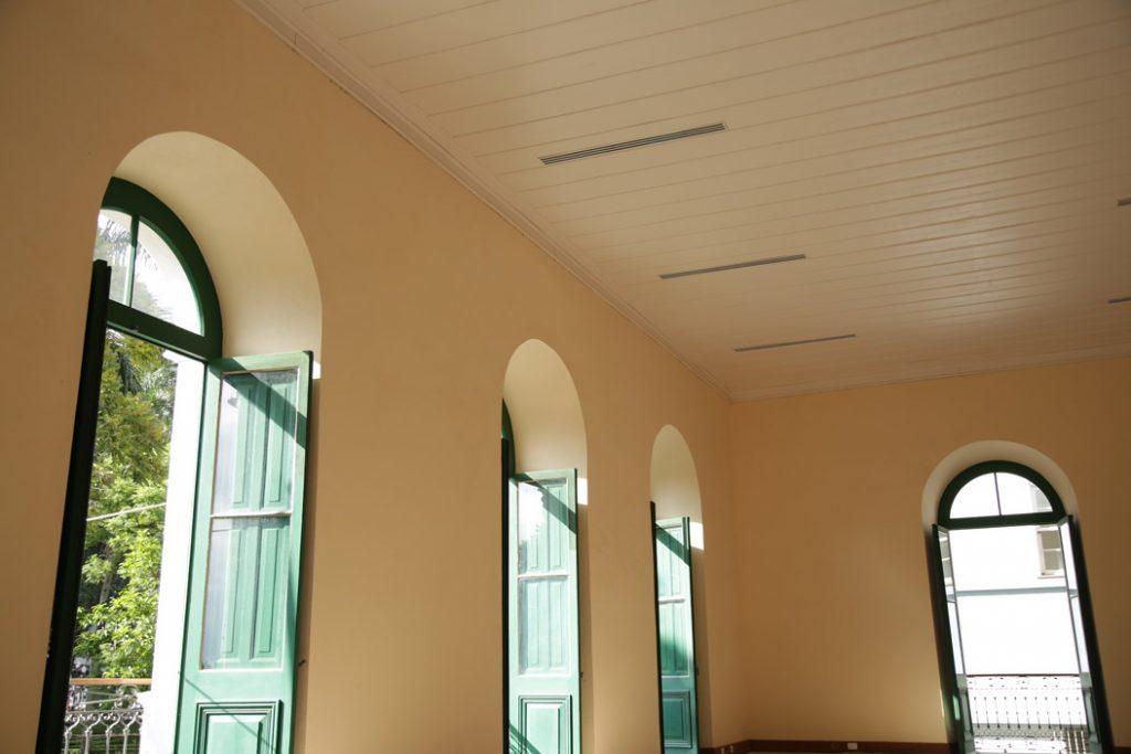 d57c4b8c20 Detalhe das aberturas da antiga Casa de Câmara e Cadeia