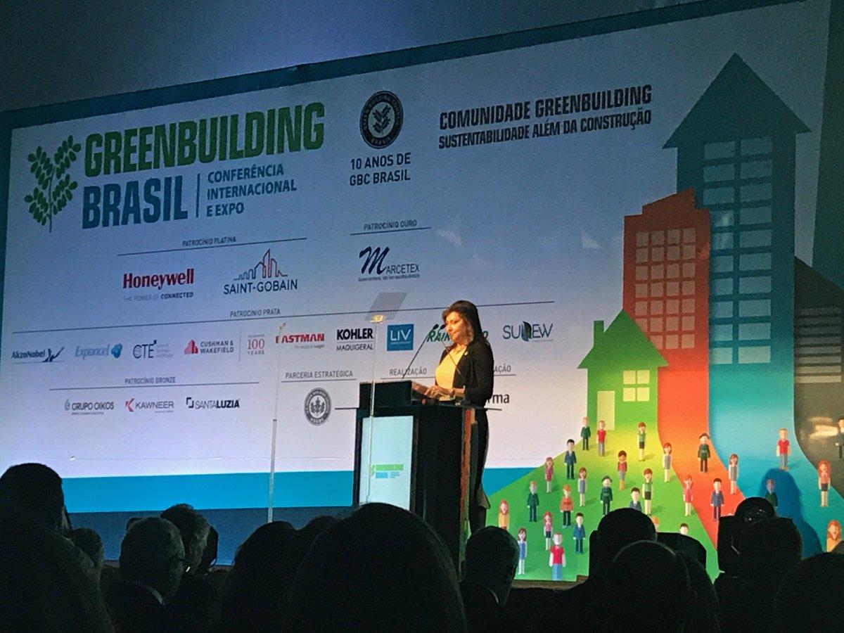 Greenbuilding Brasil Conference é realizada pela primeira vez na região Sul