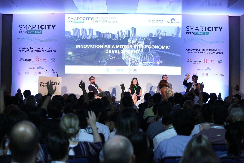 Smart City Expo Curitiba 2019 abre inscrições
