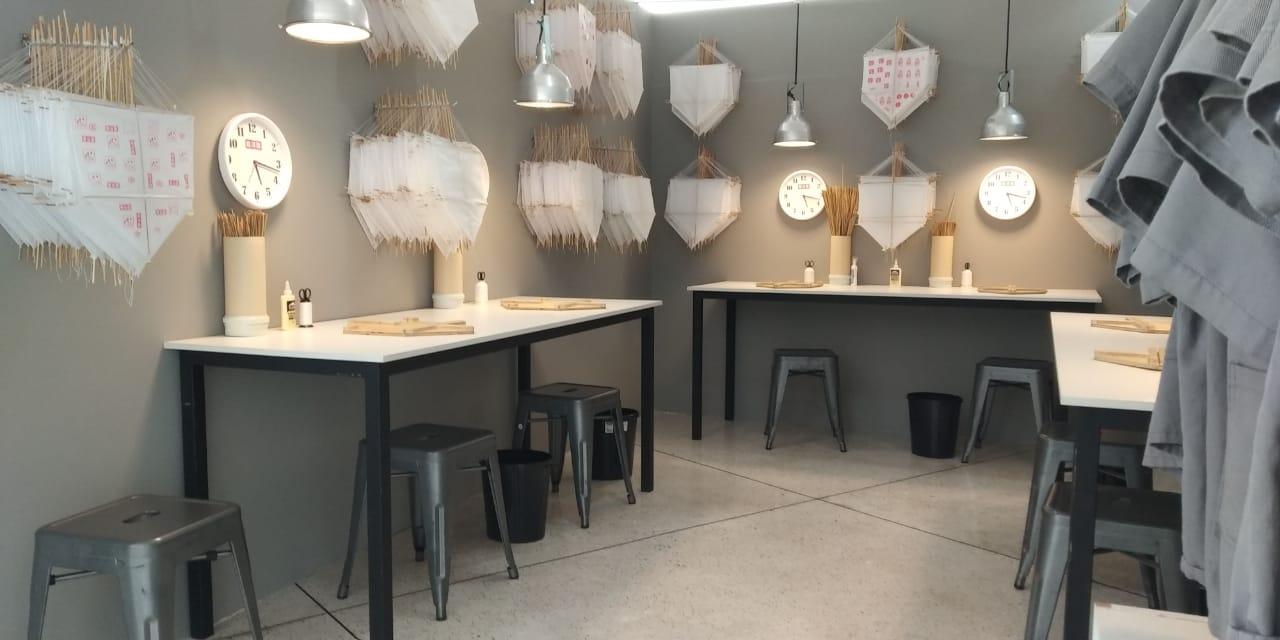 'Amarelinha Reflexiva: um tour interativo pela Bienal' é uma das oficinas que serão oferecidas até fevereiro